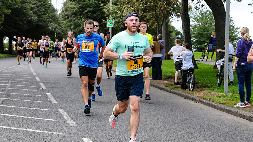 The Best Half Marathons in the UK
