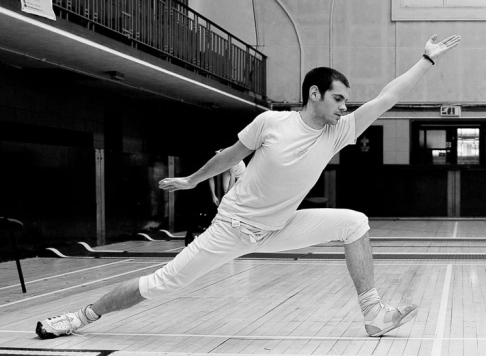 fencing-lunge-theallrounder